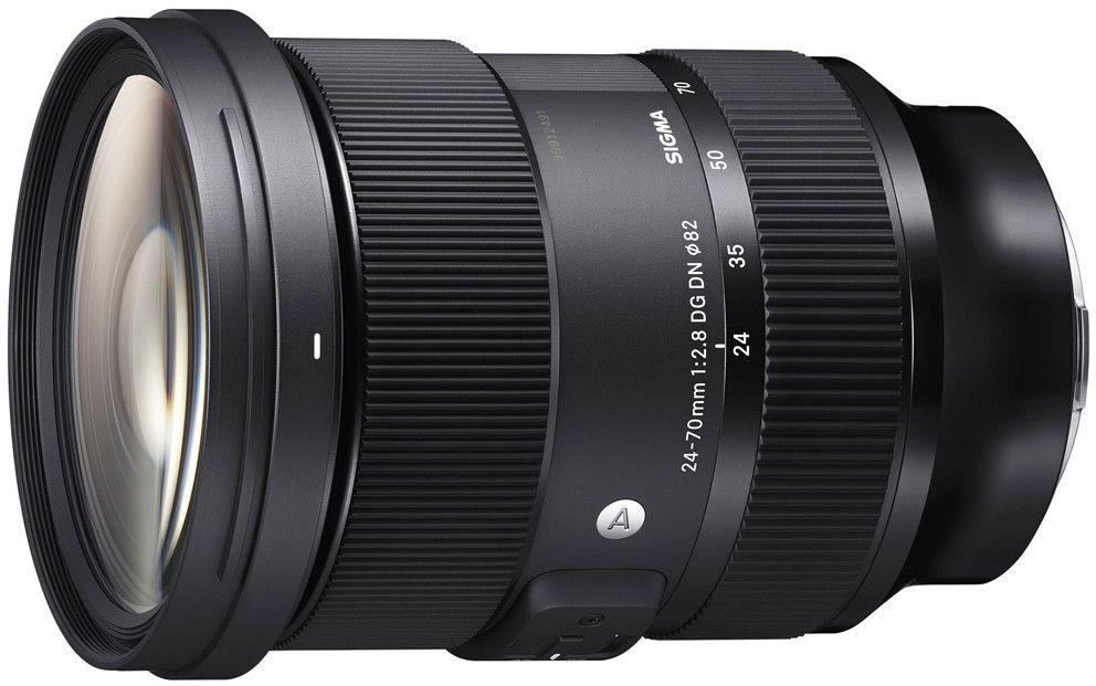 Obiektyw Sigma Art 24-70 mm f/2.8 DG DN Sony E