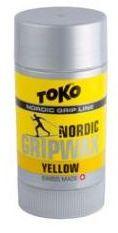 Smar biegowy Toko Nordic Grip Wax żółty 25g