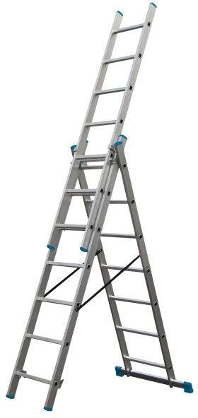 Drabina wielofunkcyjna MacAllister 3 x 7 stopni