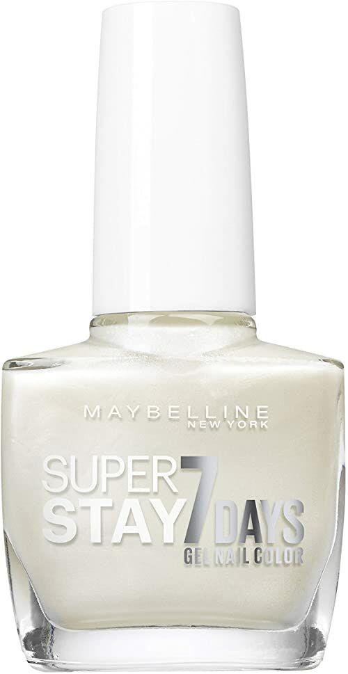 Gemey-Maybelline - Tenue & Strong Pro lakier do paznokci