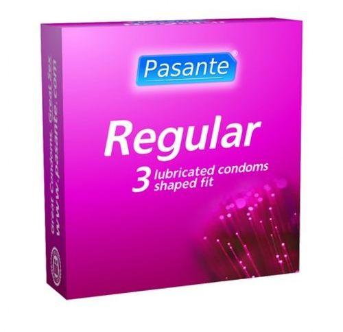 Analno - waginalne pasante regular (1op./3szt.)