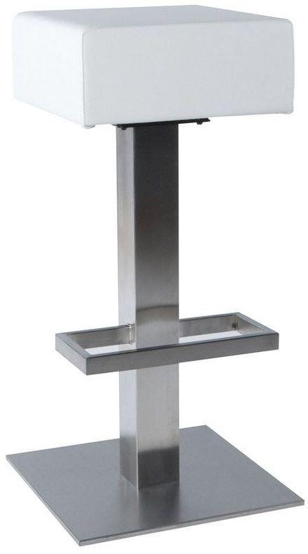 Kokoon design - stołek barowy noble - biały