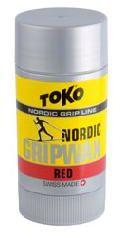 Smar biegowy Toko Nordic Grip Wax czerwony 25g