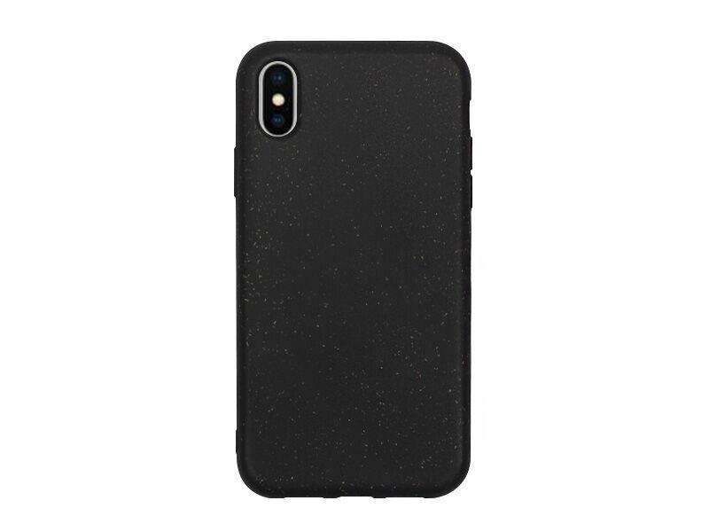 Apple iPhone X - etui na telefon Forever Bioio - czarny