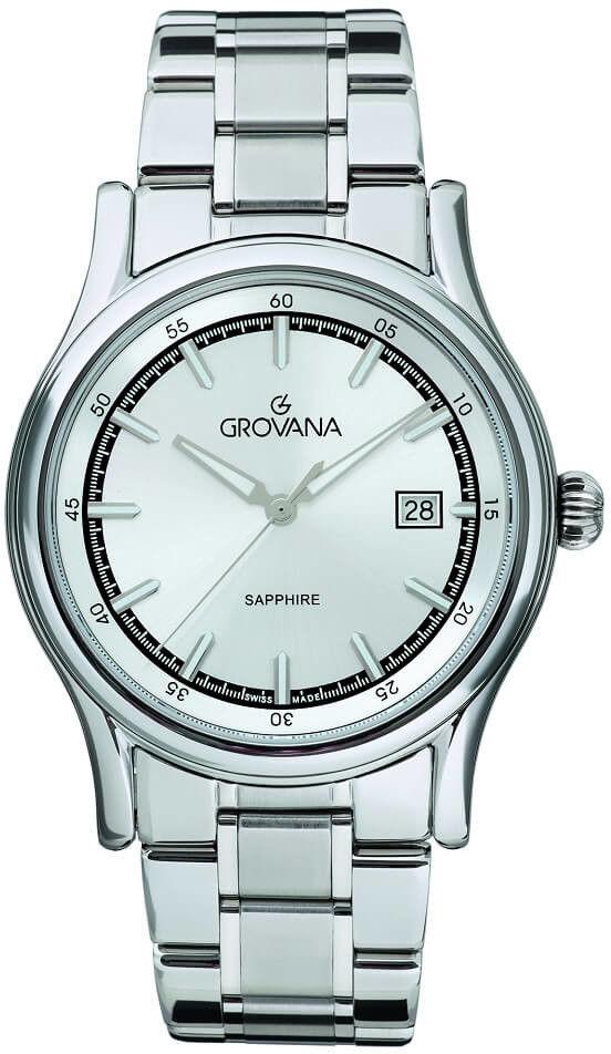 Zegarek Grovana 1734.1132 - CENA DO NEGOCJACJI - DOSTAWA DHL GRATIS, KUPUJ BEZ RYZYKA - 100 dni na zwrot, możliwość wygrawerowania dowolnego tekstu.