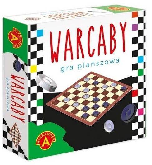 Warcaby ALEX - Alexander