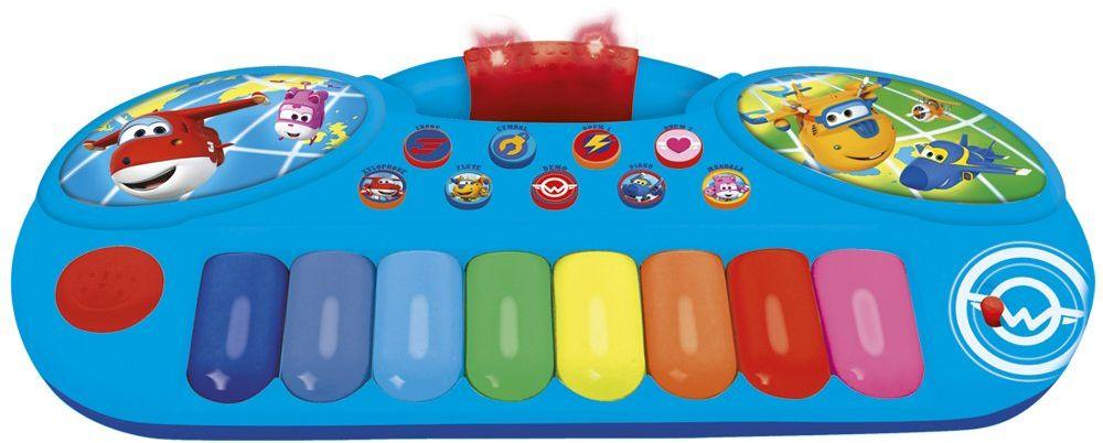 Super Wings 2115 Królowa lodu Keyboard