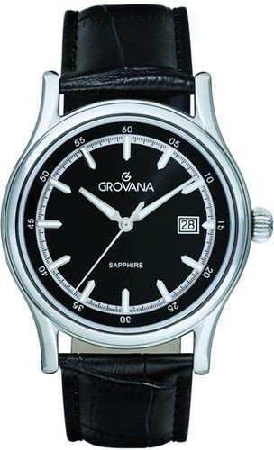Zegarek Grovana 1734.1537 - CENA DO NEGOCJACJI - DOSTAWA DHL GRATIS, KUPUJ BEZ RYZYKA - 100 dni na zwrot, możliwość wygrawerowania dowolnego tekstu.