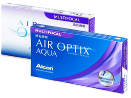 Air Optix Aqua Multifocal 3 sztuki