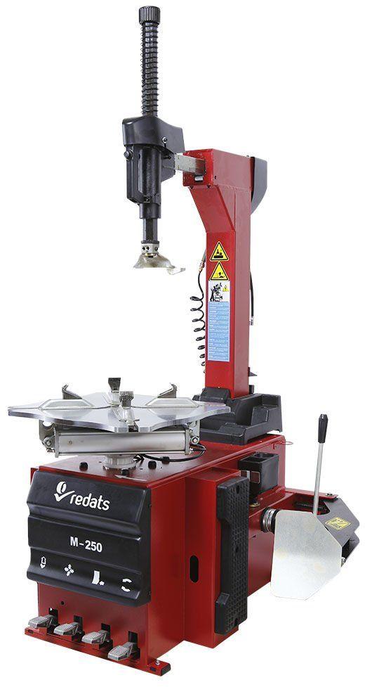 Automatyczna montażownica do opon kół osobowych REDATS M-250