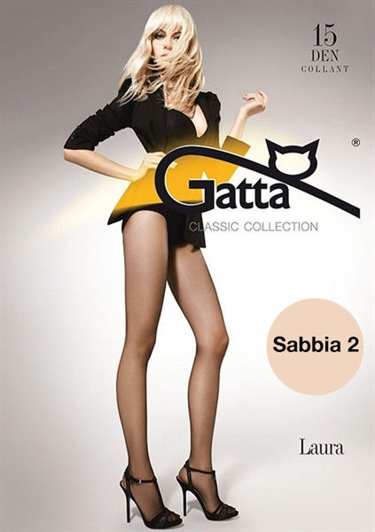 Gatta Laura 15 - Tights Sabbia 2