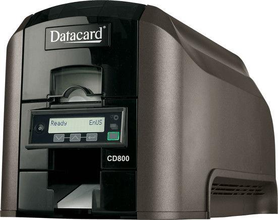Drukarka kart plastikowych Datacard CD800 - jednostronny