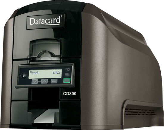 Drukarka kart plastikowych Datacard CD800 - dwustronny