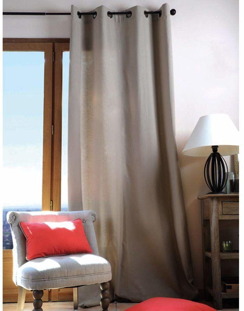 Lovely Casa Duo R61490001 zasłona zaciemniająca bawełna len 240 x 135 cm