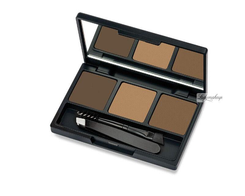 Golden Rose - Eyebrow Styling Kit - Zestaw do stylizacji brwi - 01 BLONDE