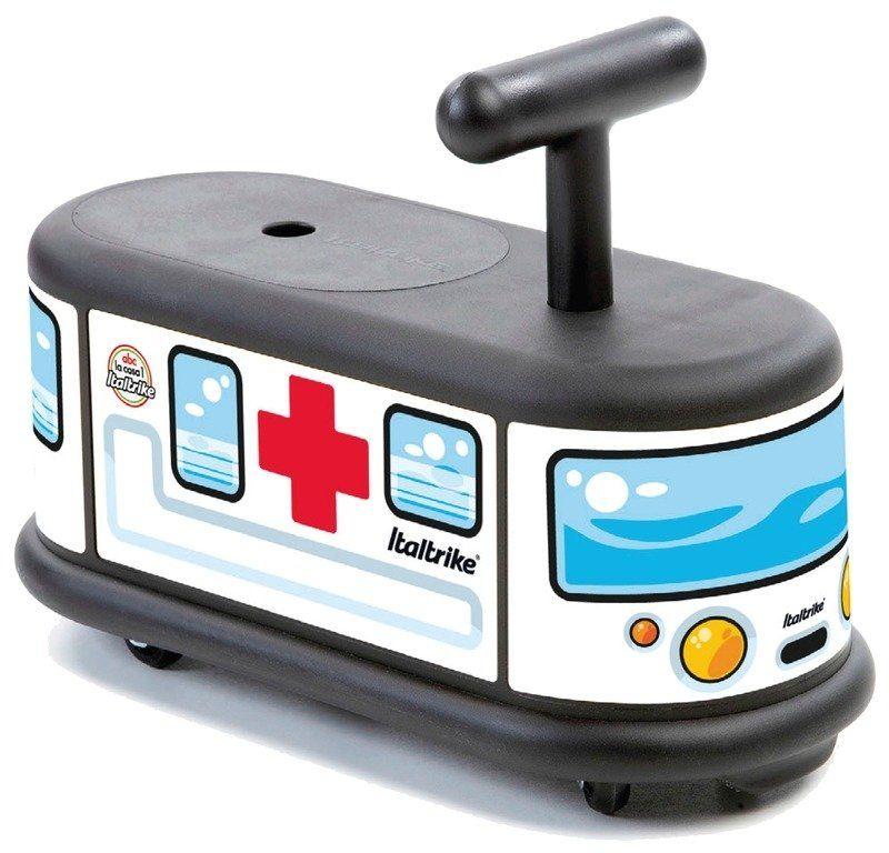 Jeździk dla dzieci Ambulans La Cosa Italtrike
