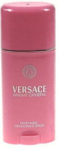 Versace Bright Crystal Bright Crystal 50 ml dezodorant w sztyfcie dla kobiet dezodorant w sztyfcie + do każdego zamówienia upominek.