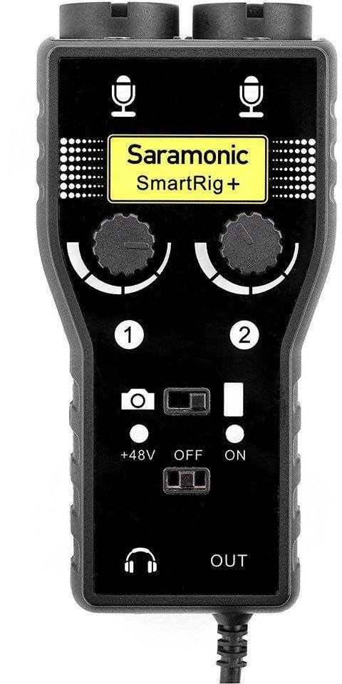 Saramonic SmartRig+ - przenośny interfejs do nagrywania audio Saramonic SmartRig+