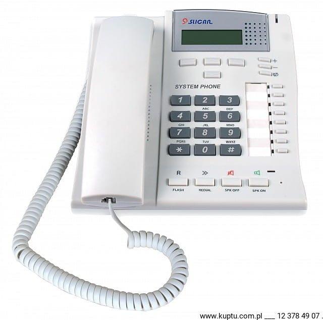 Telefon systemowy Slican CTS-102.IP