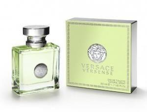 Versace Versense 50 ml dezodorant z atomizerem dla kobiet dezodorant z atomizerem + do każdego zamówienia upominek.