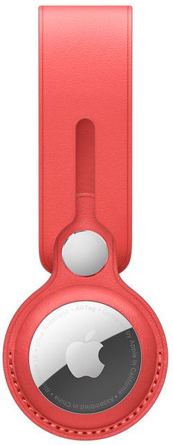 Apple pasek skórzany do AirTaga (PRODUCT)RED