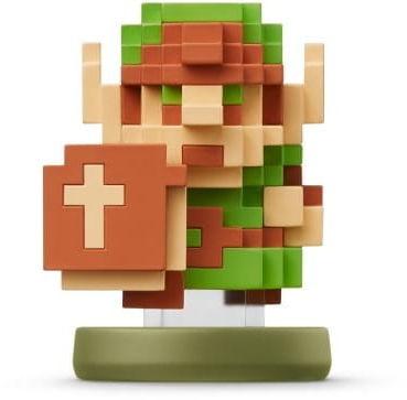 Amiibo Zelda - Link 8bit