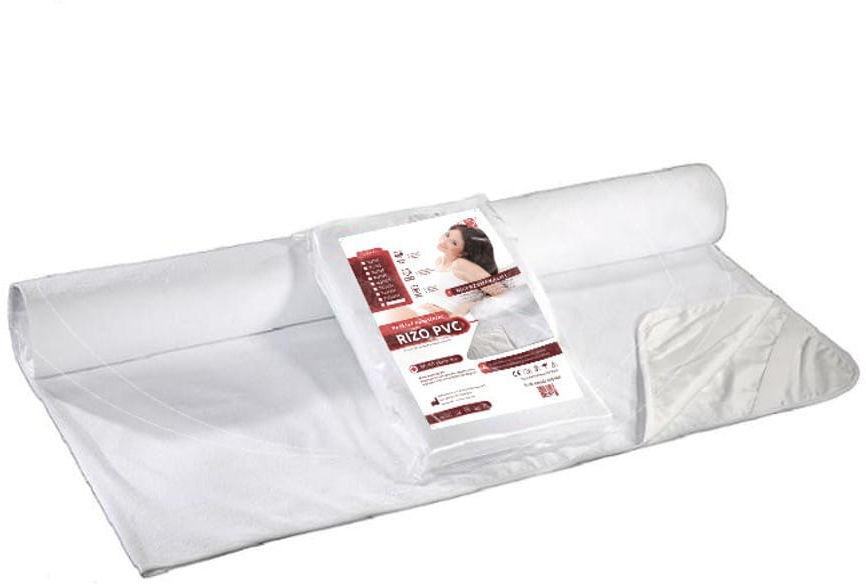 Podkład na materac do łóżeczka 60x120 Rizo nieprzemakalny