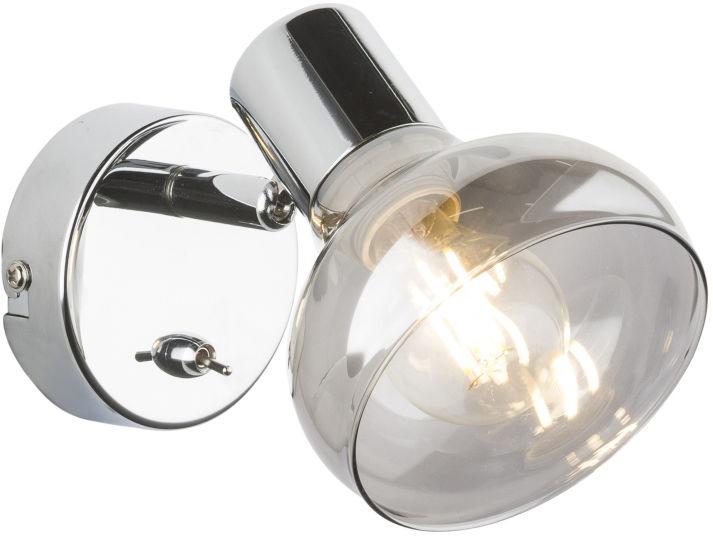 Globo LOTHAR 54921-1 kinkiet lampa ścienna chrom spot 1xE14 40W 10cm