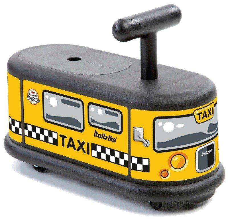 Jeździk dla dzieci Taxi La Cosa Italtrike
