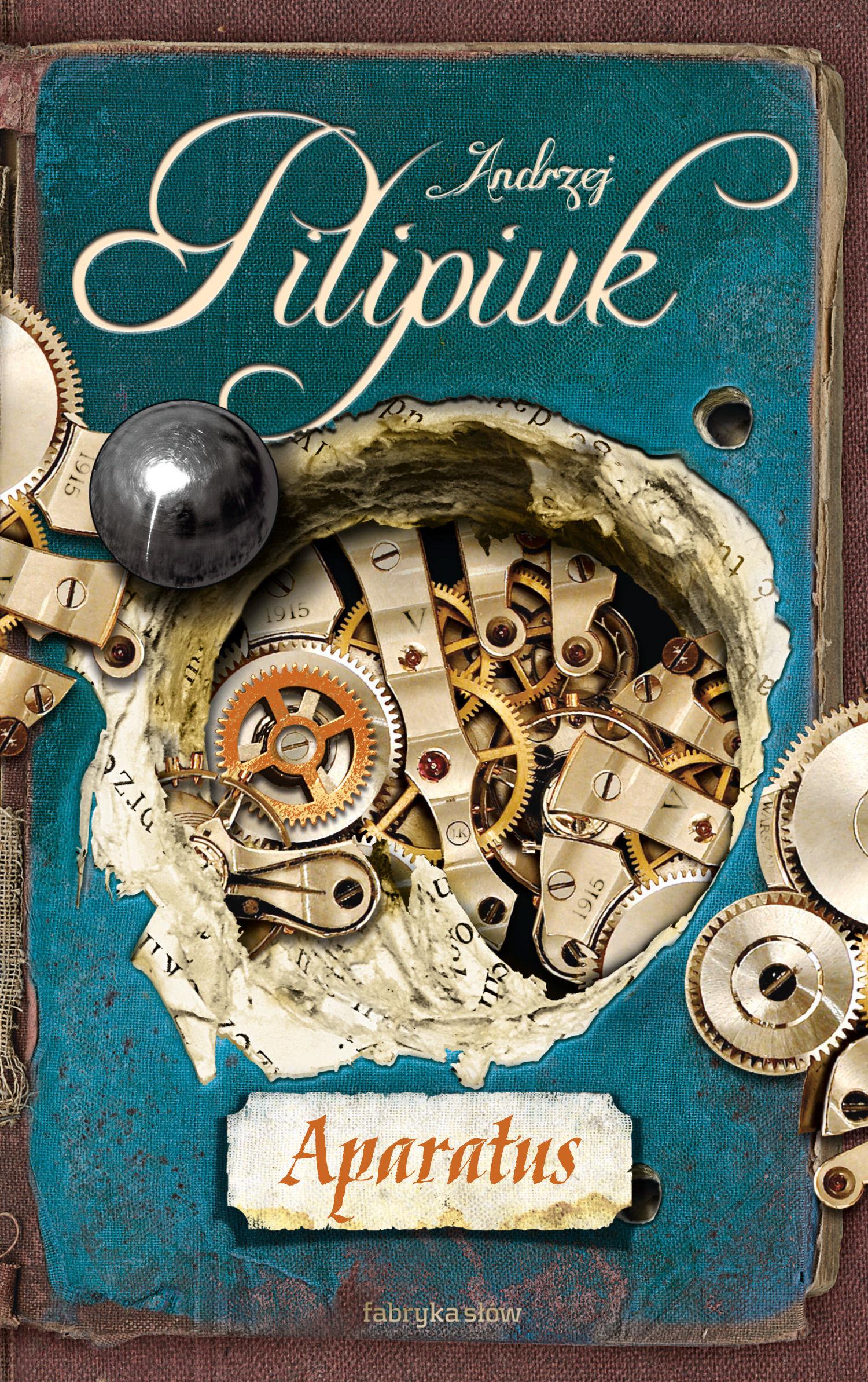 Aparatus - Andrzej Pilipiuk - audiobook