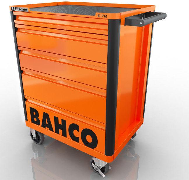 wózek narzędziowy 5-szufladowy pomarańczowy Bahco [1472K5]