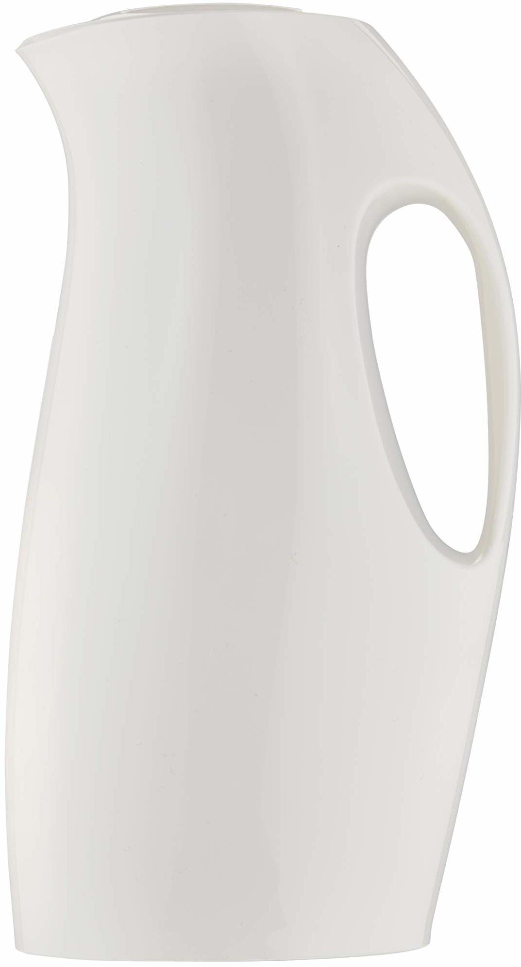 Helios Ciento termos z tworzywa sztucznego, biały, 0,9 litra