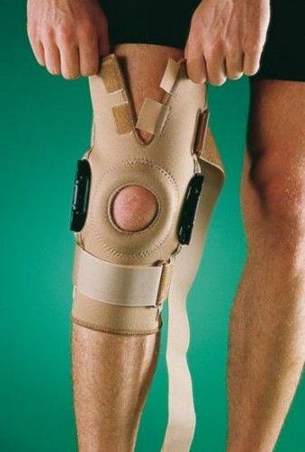 Stabilizator kolana z zegarem policentrycznym 1036