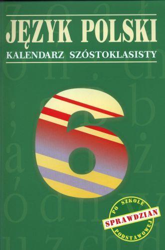 Język polski kalendarz szóstoklasisty