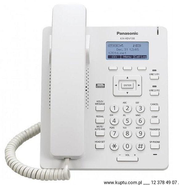 Telefon SIP KX-HDV130 Panasonic