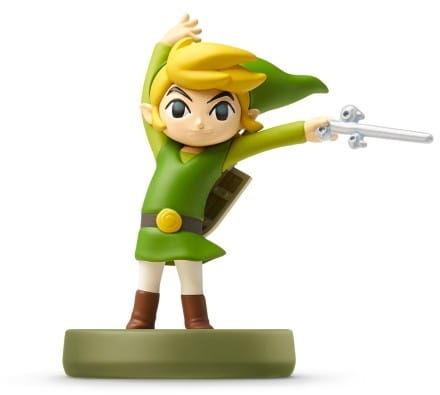Amiibo Zelda - Toon Link