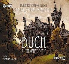 Tajemnice starego pałacu. Duch z Niewiadomic CD - Katarzyna Majgier