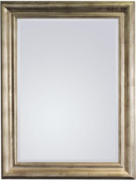 Vintage Silver Lustro ścienne 70x90