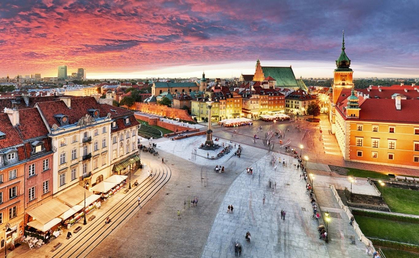 Perły stolicy  wycieczka po Warszawie