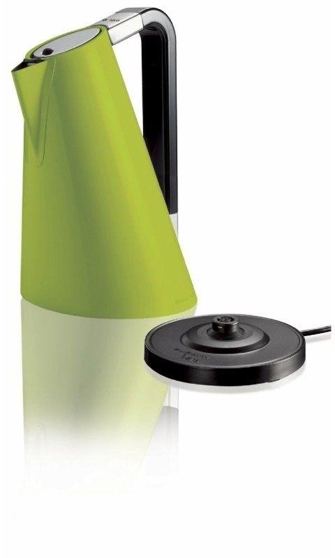 Casa bugatti - vera easy czajnik elektryczny - zielony - zielony