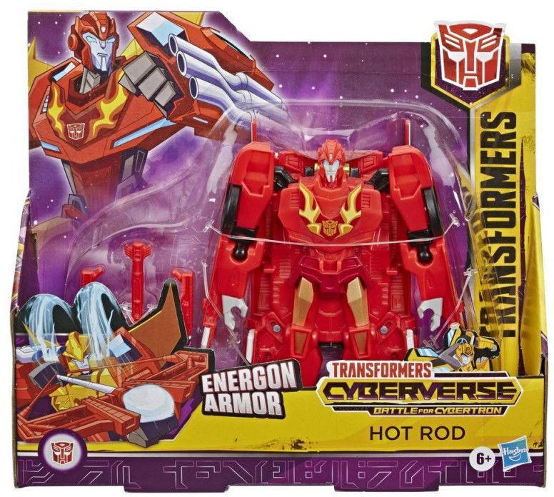 Hasbro - Transformers Hot Rod E7107 E1886