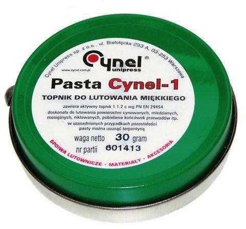 Cyna-pasta Cynel 40g (Topnik) DR-LUP-0104