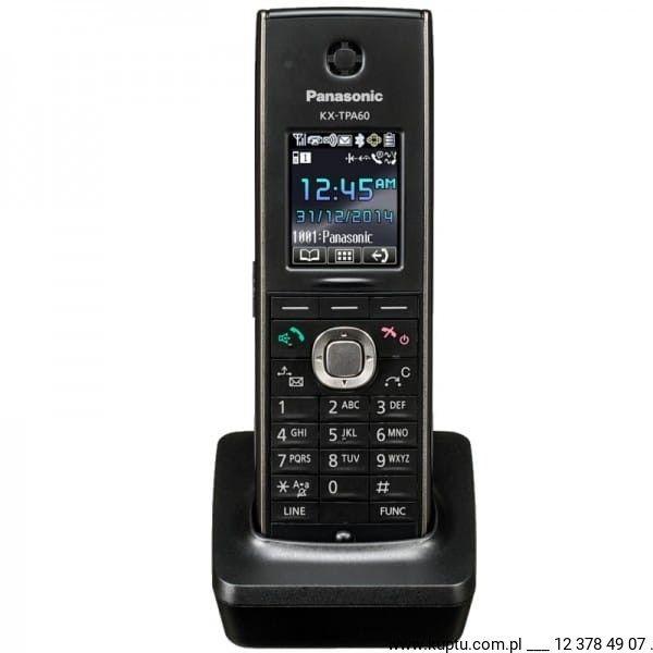 Słuchawka DECT KX-TPA60 Panasonic