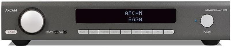 Arcam SA20 - Zintegrowany wzmacniacz klasy G