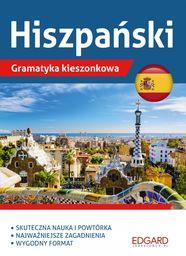 Hiszpański gramatyka kieszonkowa ZAKŁADKA DO KSIĄŻEK GRATIS DO KAŻDEGO ZAMÓWIENIA