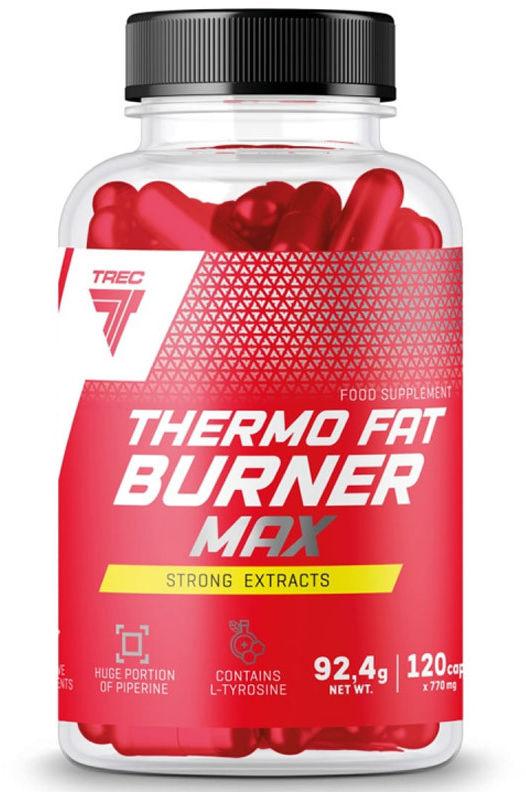 TREC Thermo Fat Burner Max 120caps