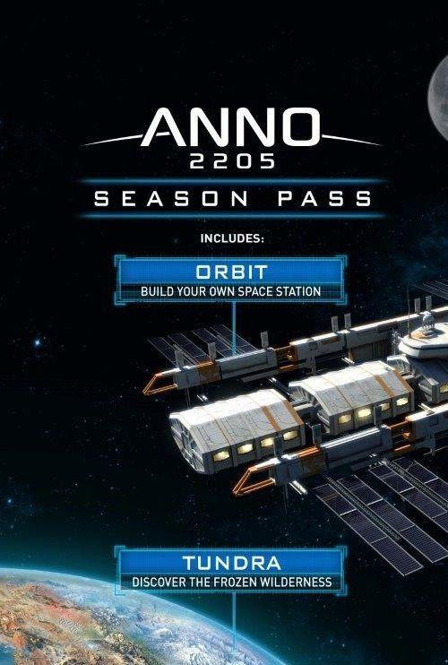 Anno 2205 Season Pass (PC) PL klucz Uplay