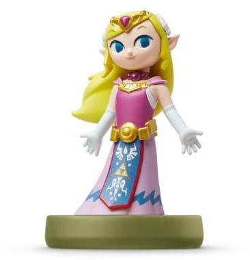 Amiibo Zelda - Zelda