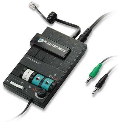 MX10 Switcher Uniwersalny adapter - Plantronics