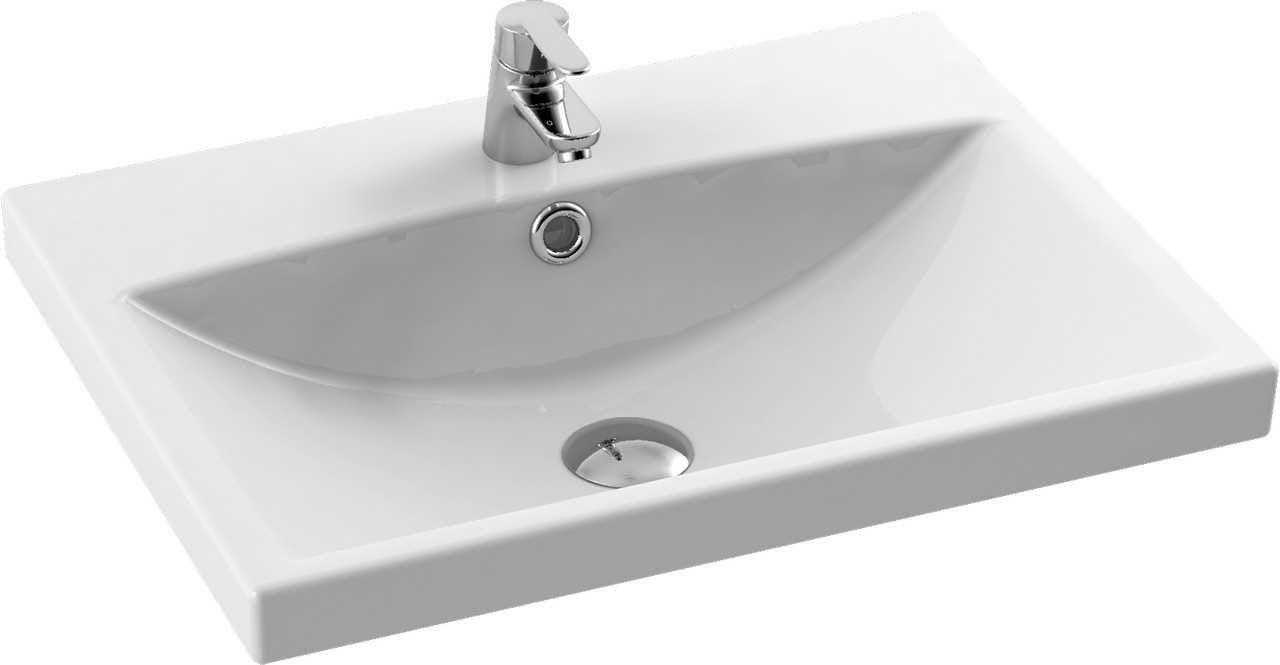 CeraStyle umywalka Elite, 60 cm U-0082/032000-u